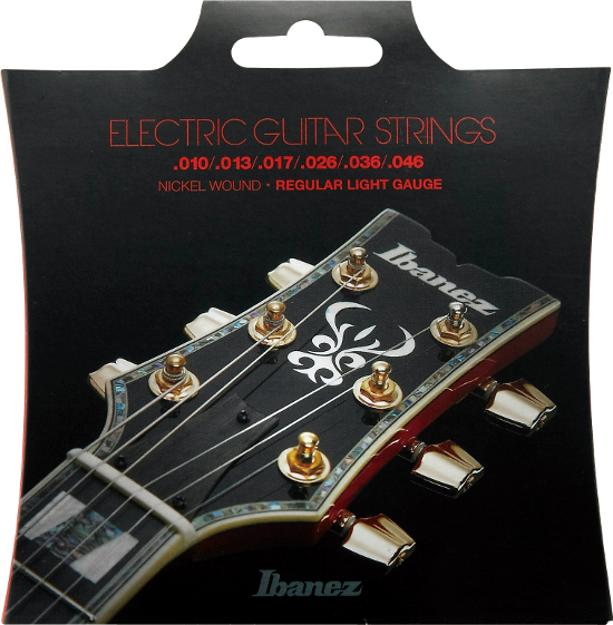 Ibanez IEGS61 Nickel wound regular light (010-046)