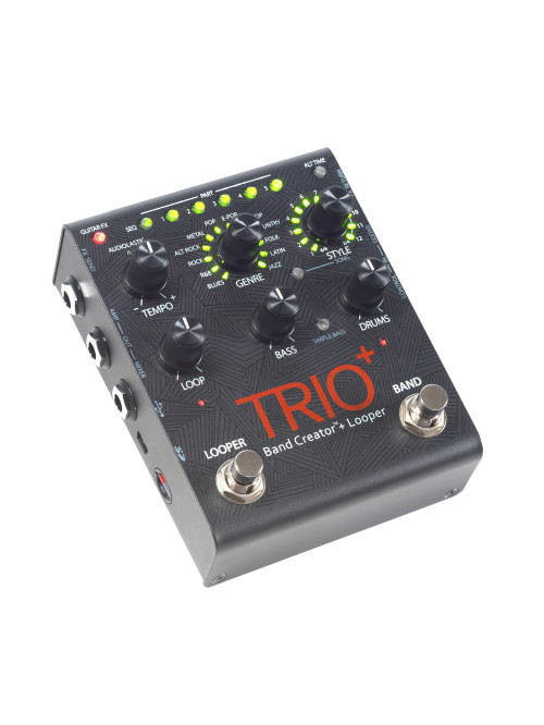 DigiTech TrioPlus Band Creator + Looper